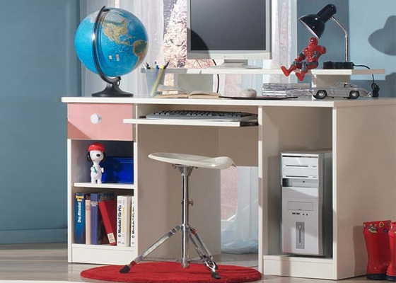 children's bedroom furniture - affordable desks for boys and girls
